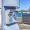 Snapbox Hamilton exterior keypad and/or gate