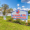 4 Storage 4 You - Red Lion Road facility street sign