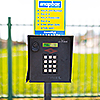 Snapbox Mill Creek Rd exterior keypad and/or gate