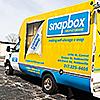 Snapbox Mill Creek Rd move-in truck
