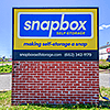 Snapbox Goodman Rd facility street sign