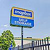 Snapbox Pennsauken facility street sign