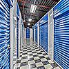 Snapbox Pennsauken interior unit hallway