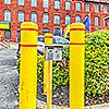 Snapbox South West Philadelphia exterior keypad and/or gate
