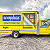Snapbox Storage Parkway move-in truck