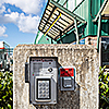 Snapbox Parkland exterior keypad and/or gate