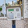 Snapbox University Ave exterior keypad and/or gate