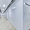 Snapbox University Ave interior unit hallway