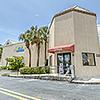 Snapbox Pembroke Pines facility street sign